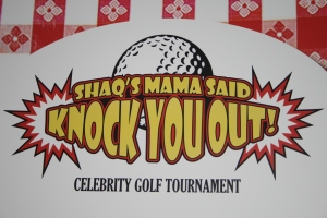 Shaq's Mama Said Knock You Out Golf Tournament