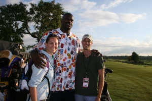 Kyle Post, Stacey Doornbos, Shaq